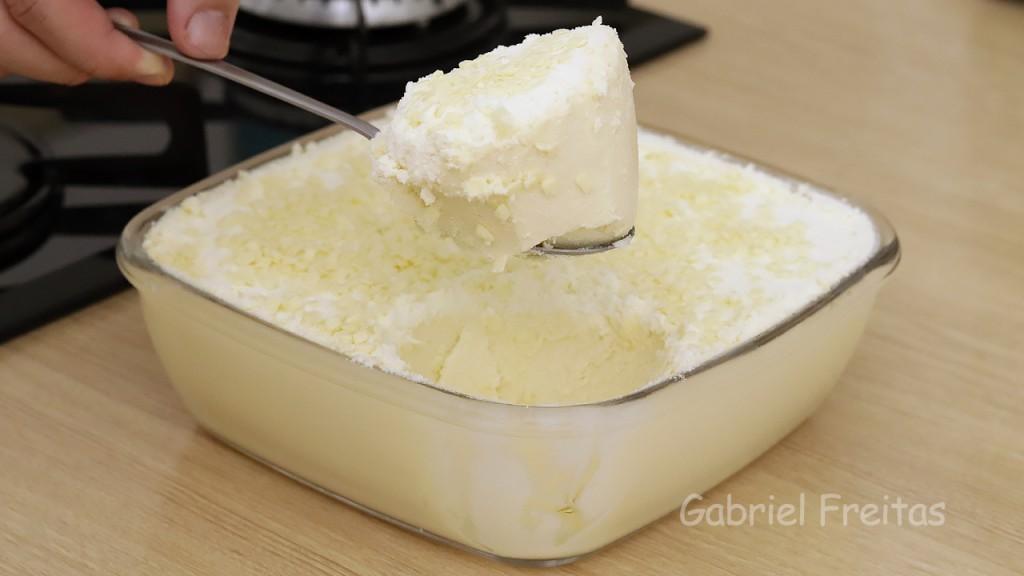 sobremesa de leite ninho
