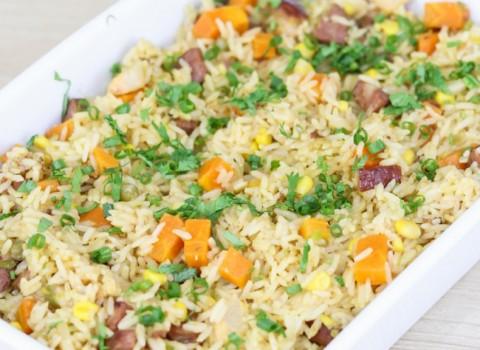 arroz de festa